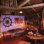 Banak House Main Lounge