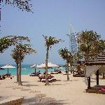 Gorgeous private beach