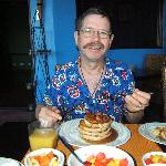 Can Jerry really eat all those pancakes?