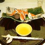 加能ガ二(夕食の一皿)