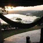 Nile Porch and the veranda