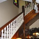 Foyer of the Inn