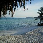 beautiful bai sao beach