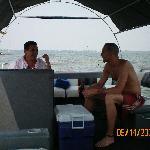 on the lagoon