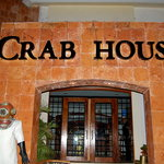 Crabhouse entrance
