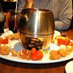 yummy fondue
