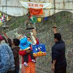 Hindu/Buddhist temples