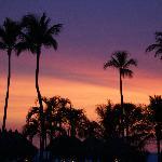 Sunset 1/2/09