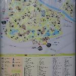 Berlin Zoo map