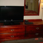 Flat screen LCD TV