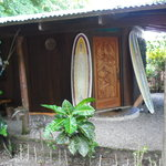 villa at mal pais surf camp