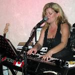 Wendy Tosoff, owner and entertainer