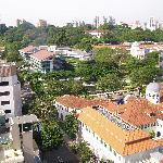 View over Queen Street