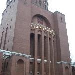Planetarium, Stadtpark