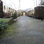 all the carriages