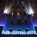 Miami - Parc Central Hotel de nuit