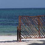 uscita sulla spiaggia