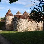 Chateau de Forges, A Morning in May