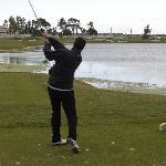 foto campo de golf