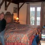 Hotel Ziryab room