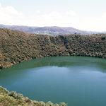 Laguna  Guatavita, leggenda Eldorado