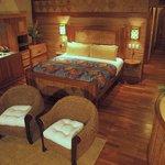 Villa guest room