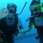 Marcel, my PADI instructor is more than