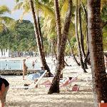 Beach Caravelle