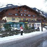 Snowy Hotel