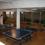 Table tennis by Jacuzzi Lower Lever Clubhouse