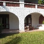 Suite 130 terrace
