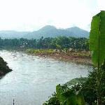 the Nam Ong river