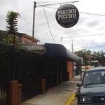 Machu Pichu Foto