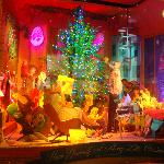 NYC - Bloomingdales Xmas windows