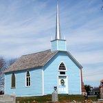 Little Blue Church