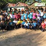 Orphans at Chress village
