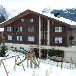 Zum Baren - Front of Hotel