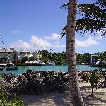 view of marina at Port St.Charles