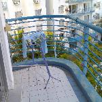 view frm balcony