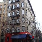 NYC - 'Friends apartment' (Bedford St/Grove St, Greenwich)