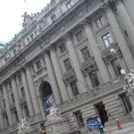 NYC - US Custom House
