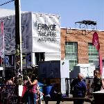 The Fringe Festival in the Summer