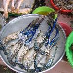 Thai Binh Blue Lobsters a few blocks away