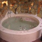 bain aux fleurs - Sun spa