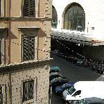 View from window, Termini