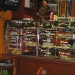 Inside Guimpi - artisan empanadas