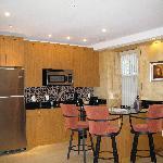 Kitchen of Eldon One BR