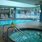 Other view of indoor pool