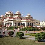 The Rambagh Palace