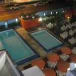 Piletas del hotel